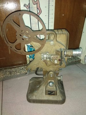 key stone 16mm projector