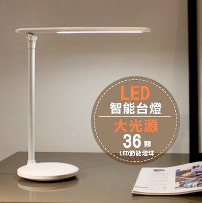36顆LED護眼枱燈 三種模式 一鍵觸控 USB充電檯燈 可當小夜燈餵奶燈 180度旋轉桌燈工作燈 節能床頭燈氣氛燈