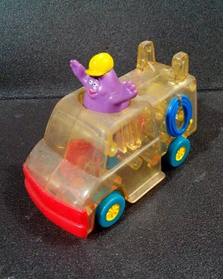 1996 麥當勞 玩具 A02
