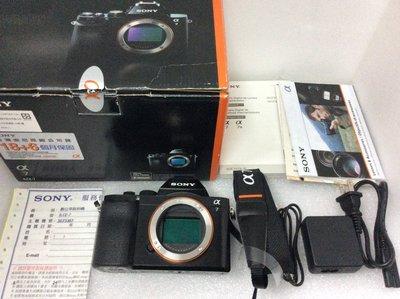 [保固一年] [高雄明豐] Sony A7 全幅 微單 單機身 公司貨 便宜賣a7r a72 a7r2 a73 a7s