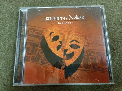 長春舊貨行 BEHIND THE MASK CD 龍笛 JINGO RECORDS 年份不詳 (Z30)