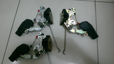SUZUKI 鈴木SOLIO NIPPY 原廠(日製AISIN)中控+車門六角鎖(含中控馬達/中控鎖/啟動器/起動器)