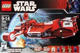 Lego star wars 7665