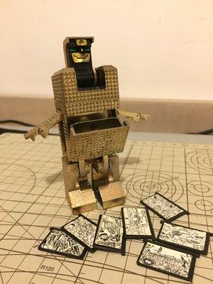Popy 超合金黃金戰士之地圖戰士,初版
