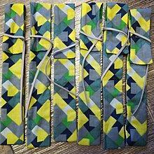 一個只要60元,全新百貨公司造型棉布綁帶筷套