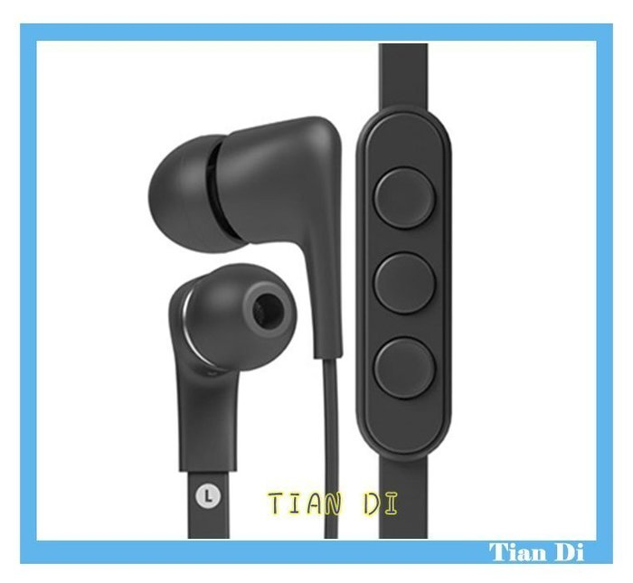 台中天地通訊 手機輕鬆購*有線耳機 a-JAYS four iphone專用 線控 扁線 高階 【公司貨】全新噴淚供應~
