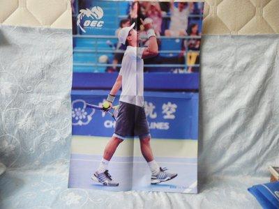 藍色小館12--------網球海報.盧彥勳