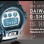 樂釣網路釣具 | 2019 DAIWA X G-SHOCK 聯名手錶 限量商品