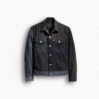 【誠徵】Levis 丹寧 牛仔 夾克 外套 拼接 LEVI'S 72333-0112
