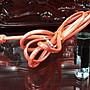 【靜福緣】安檢合格 燈材 『6尺紅電線+安全燈頭 』神明燈公媽燈佛燈祖先燈專用 宗教用品