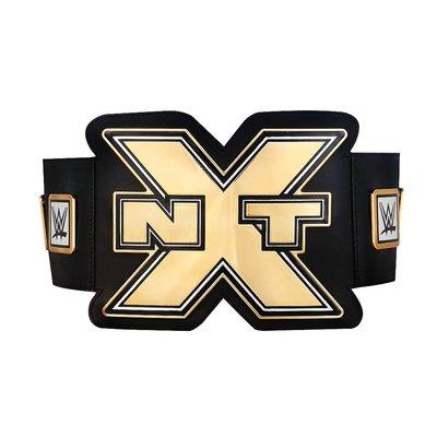 [美國瘋潮]正版WWE NXT Championship Toy Title Belt NXT元祖經點冠軍玩具版腰帶