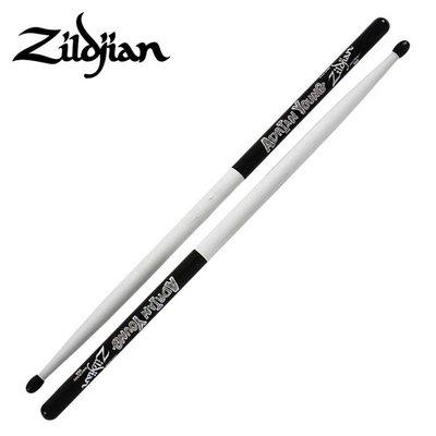 【小叮噹的店】全新 美國 Zildjian ASAY Adrian Young 簽名鼓棒 膠頭 公司貨