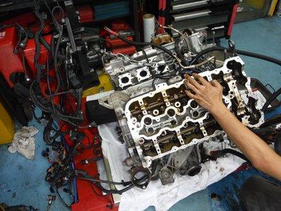PORSCHE全車系引擎大修/修理/吃機油/異音/汽缸整修.專業保修廠保固二年