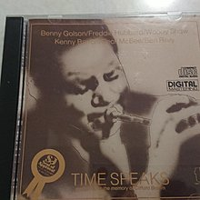 TIME SPEAKS BENNY GOLSON dedicated to the memory of Clifford Brown 經典爵士發燒西德盤極罕見