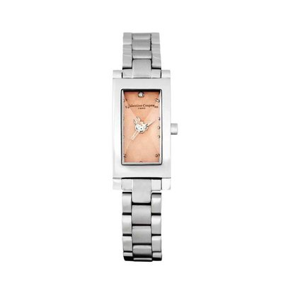 8D 61276AG-1L 真愛時光手錶手表白金范倫鐵諾古柏 Valentino Coupeau