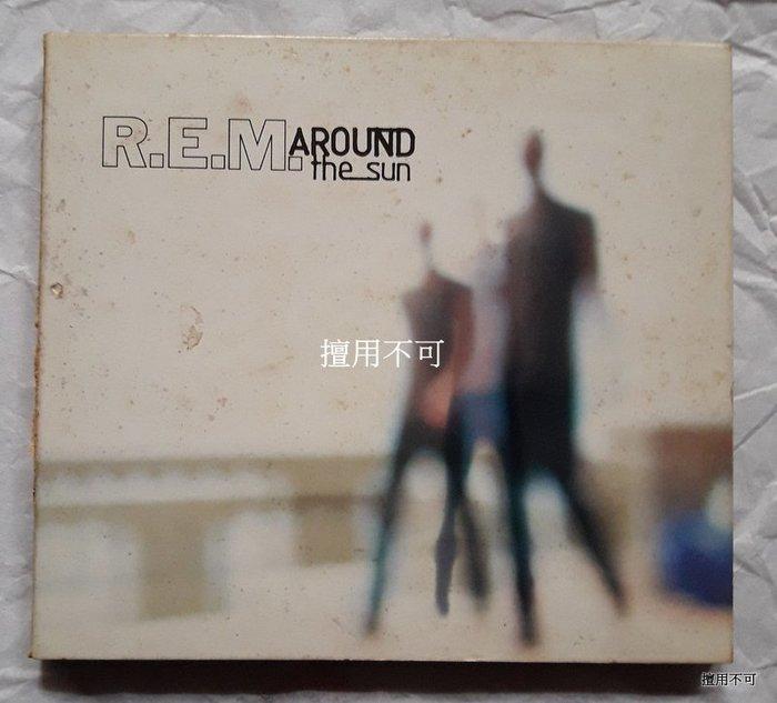 R.E.M. 樂團  Around the sun 專輯