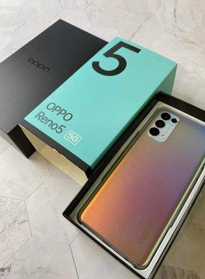 OPPO Reno5 Pro Reno 5 Pro 12G/256G 幻彩銀