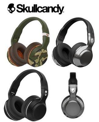 【日產旗艦】美國 正版 Skullcandy 骷髏糖 潮牌 HESH 翰許 藍芽耳機 耳罩式耳機 無線耳機 台閔公司貨