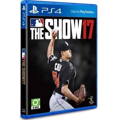 MLB The Show 17 MVP版 PS4 亞洲英文版 預購