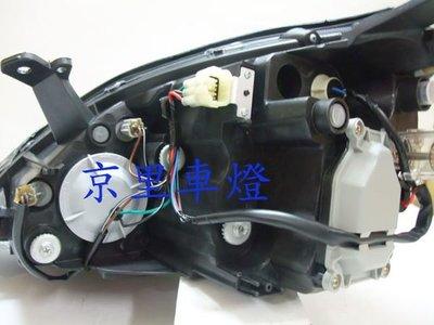 京里車燈專網  三菱 GRUNDER 05 06 07年 原廠型晶鑚魚眼大燈一邊1900