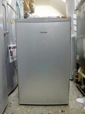 大同 100公升 單門冰箱 小冰箱