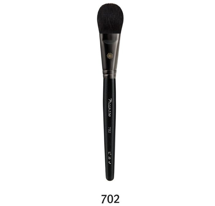 PICCASSO 702 松鼠毛 腮紅刷 蜜粉刷【愛來客】韓國PICCASSO授權經銷商