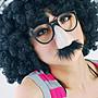 魔術師表演專用 超大 假 眼鏡 30款選一 可當 墨鏡 太陽眼鏡  道具 每隻9元