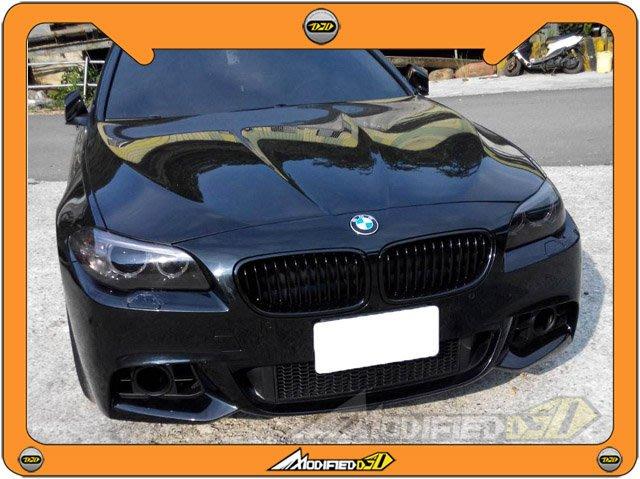 DJD 14-BM-E0641 BMW 寶馬 新大5 F10  M-TECH式樣 前保桿【開幕特賣會】