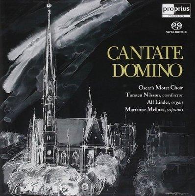 【SACD】教堂之音 黑教堂 Cantate Domino---PRSACD7762