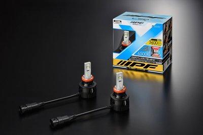 售純正日本IPF製品H11 LED大燈組 IMPREZA 1.6/FORESTER 2.0NA可用