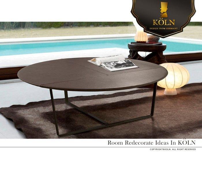 【爵品訂製家具】MF-T1-02 現代時尚皮革桌面茶几、方几、圓几。歡迎設計師、建設公司洽詢合作