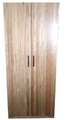 【森林原木手工家具】原木衣櫃