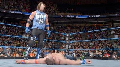 [美國瘋潮]正版 WWE AJ Styles They Don't Want None Tee 最新獨一無二款衣服特價