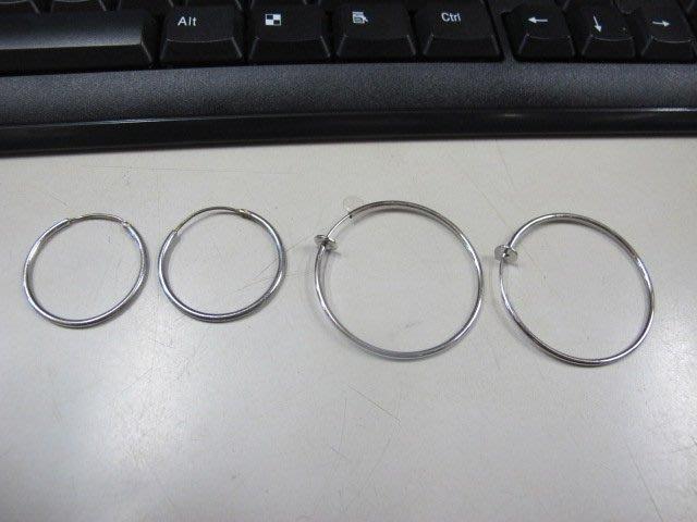 二手舖 NO.4546 時尚造型耳環 耳針 耳鉤 便宜賣 首飾飾品
