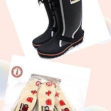 美迪-G1301橡膠雨鞋~(有束口)-可當登山雨鞋.-工作雨鞋+中國強鞋墊~~廚房不適合穿