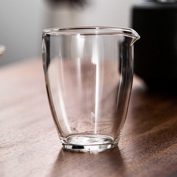 SX千貨鋪-耐熱透明玻璃公道杯茶海分茶器功夫茶具家用過濾茶漏套裝無由厚底#玻璃杯#酒杯#水杯#茶杯#杯子套裝