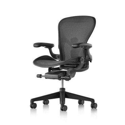 Herman Miller Aeron 全功能2.0版 4D扶手 帶前傾 二代人體工學椅 熱賣椅 辦公椅 電腦椅 地毯輪