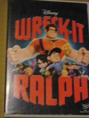 Wreck-it Ralph 無敵破壞王 Pixar 皮克斯 Disney 迪士尼