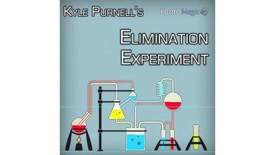 【天天魔法】【S1109】正宗原廠~消除實驗~Elimination Experiment by  Kyle Purne