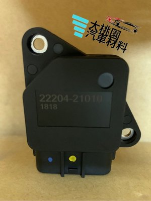 ➶大桃園汽車材料➶ 豐田 ALTIS VIOS YARIS WISH CAMRY 空氣流量器 INNOVA 空氣流量計