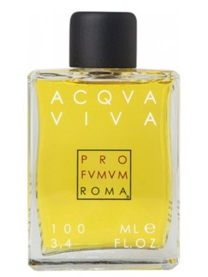 Profumum Roma Acqua Viva 100ml 國外代購 柑橘木質調