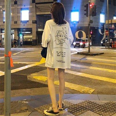 女生 短袖 正韓夏裝2018新款韓版學...