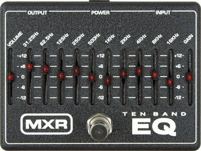 ☆ 唐尼樂器︵☆ Dunlop MXR M108 Ten Band Graphic EQ 等化器 效果器