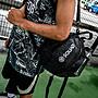 SQUAD 籃球專用背袋 黑色 (可單背/ 後背)...