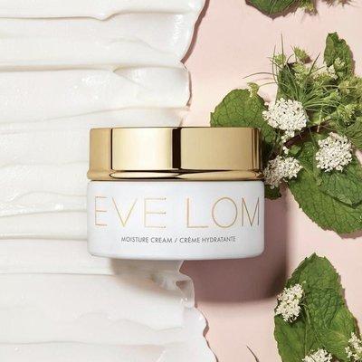 路克媽媽英國🇬🇧代購 EVE LOM 全效輕盈保濕霜Moisture cream 50ml (正品代購附購證)