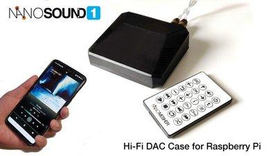 NanoSound ONE-Raspberry Pi的Hi-Fi DAC盒