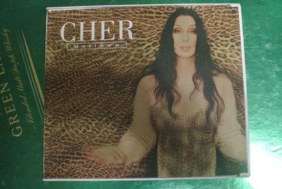 CD ~ CHER believe  ~ 1998 Wanner 9 44576-2