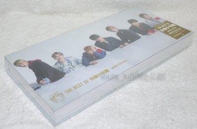BTS 防彈少年團 THE BEST OF JAPAN EDITION【台版CD+DVD初回盤】全新