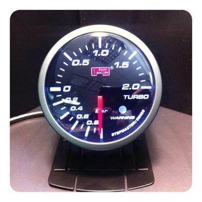 AUTO GAUGE工廠直營 ☆☆全新 52m/m 正 270度步進馬達賽車三環錶☆☆ ~單顆特價1500元