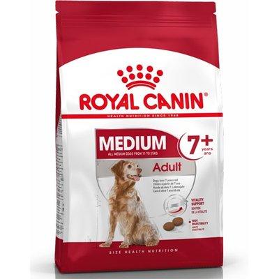 《缺貨》【寵物王國】法國皇家-M+7(SM+7)中型熟齡犬專用飼料10kg ,免運費!